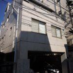 コンクリート打ちっぱなしのオシャレな外観 - 東中野1丁目 マンション